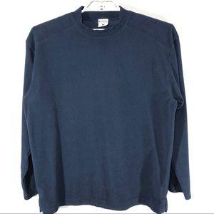 Columbia Large Blue Men's Corduroy Sweater